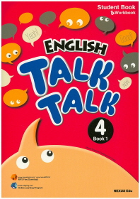 English Talk Talk. 4(Book. 1)