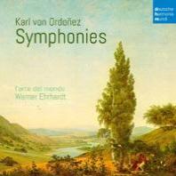 Sinfonien von Karl von Ordonez