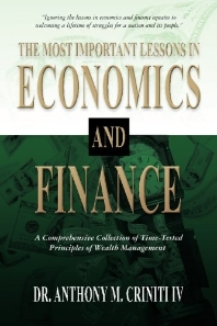 The Most Important Lessons in Economics and Finance