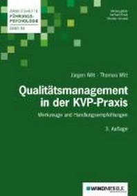Qualitaetsmanagement in der KVP-Praxis