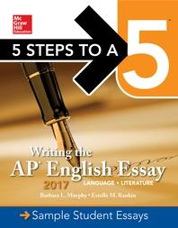 Writing the AP English Essay 2017
