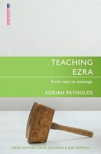 Teaching Ezra
