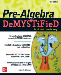 Pre-Algebra Demystified ( Demystified )