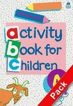 Oxford Activity Books for Children; Lang. Learning-Card Pack B