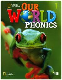 Our World Phonics. 1 SB (w/CD)