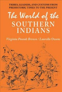 World of the Southern Indians