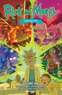 Rick and Morty Presents Vol. 1, 1