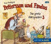 Pettersson und Findus - Die grosse Hoerspielbox 3 (3 CD)