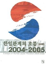 한일 관계의 흐름 2004-2005