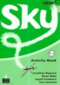 Sky 2 Activity Book z plyta CD