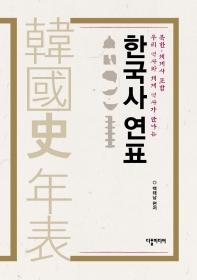 우리 역사와 세계 역사가 만나는 한국사 연표