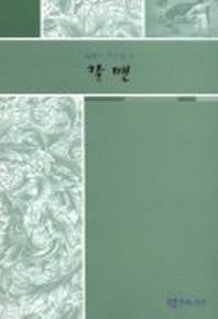 칼맨(김태수 희곡집 3)