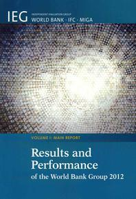 Results and Performance of the World Bank Group 2012