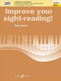 Improve Your Sight-Reading! Trinity Piano, Grade 3