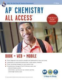 AP(R) Chemistry All Access Book + Online + Mobile