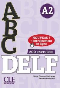 (신판)Abc Delf A2 + Dvd + Corriges + Appli Nc