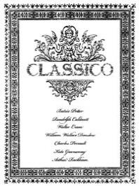 Classico Retro Books 클라시코 레트로 북 세트