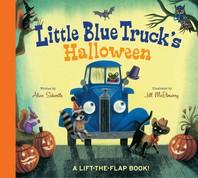 Little Blue Truck's Halloween ( Little Blue Truck )