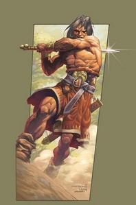 Conan the Barbarian by Kurt Busiek Omnibus