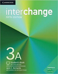 Interchange. 3A SB