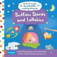 Bedtime Stories and Lullabies CD