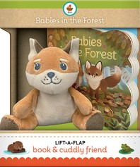 Babies in the Forest Gift Set