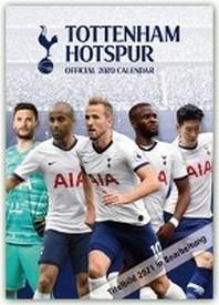 Tottenham Hotspur 2021 - A3 Format Posterkalender