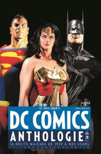 DC 코믹스 앤솔로지(DC Comics Anthologie)