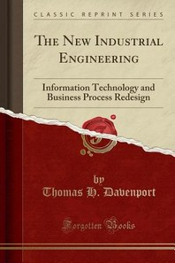 The New Industrial Engineering