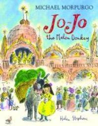 Jo-Jo the Melon Donkey