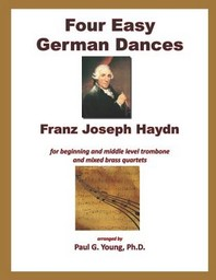 Four Easy German Dances