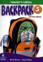 Backpack 5. (Teacher's Edition)