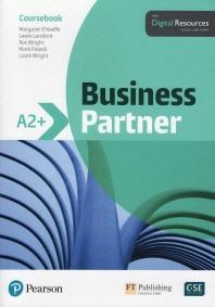 Business Partner. A2+ Coursebook