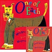노부영 One of Each (원서 & CD)