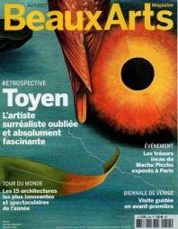 BEAUX ARTS(FRANCE)(2021년 4월호)