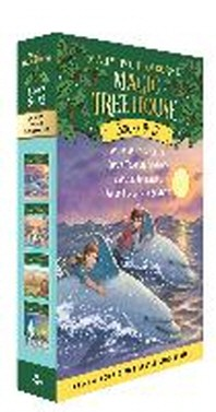 Magic Tree House Volumes 9-12 Boxed Set