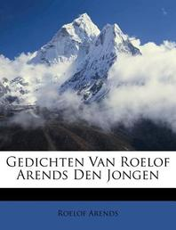 Gedichten Van Roelof Arends Den Jongen