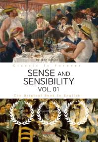 SENSE AND SENSIBILITY, VOL. 01 - 센스 앤 센서빌리티, 1부 (영문원서-제인 오스틴)