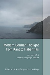 Modern German Thought from Kant to Habermas