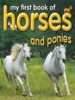 My First Book of Horses and Ponies