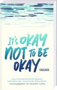 It's okay not to be okay