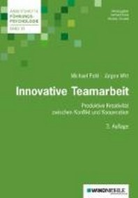 Innovative Teamarbeit
