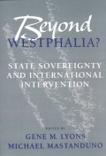 Beyond Westphalia?