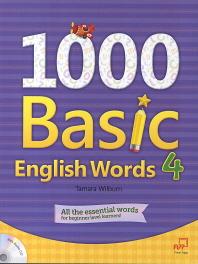 1000 Basic English Words. 4