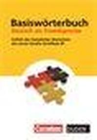 Duden - Basisworterbuch Deutsch als Fremdsprache