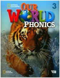 Our World Phonics. 3 SB (w/CD)