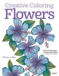 Creative Coloring Flowers(크리에이티브 컬러링 플라워)