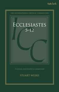 Ecclesiastes 5-12