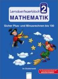 Lernabenteuerblock Klasse 2 Mathematik. Im Zauberwald