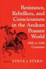Resistance, Rebellion Andean World